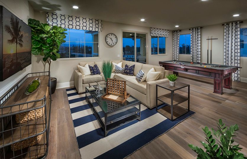 Living Area featured in the Venice By Pulte Homes in Los Angeles, CA