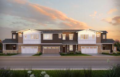 Plan 4 Marquis Menlo Park California Pulte Homes