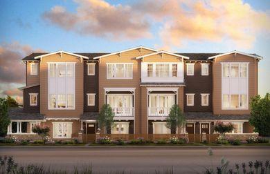 Plan 2 Marquis Menlo Park California Pulte Homes