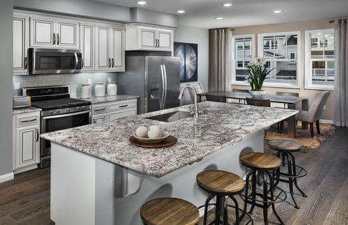 Kitchen-in-Towns Plan 2-at-Radius-in-Mountain View