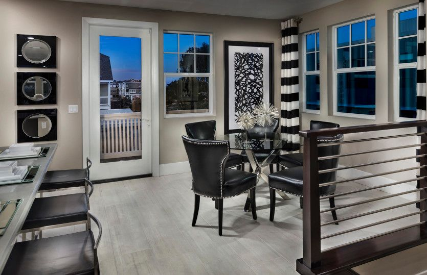 Breakfast-Room-in-Towns Plan 3-at-Radius-in-Mountain View