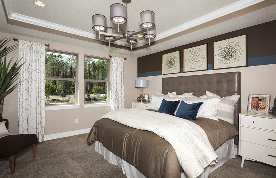 Bedroom featured in the Summerwood By Pulte Homes in Jacksonville-St. Augustine, FL