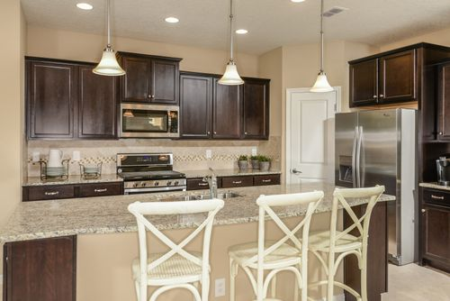 Kitchen-in-Summerwood-at-Creekside at Twin Creeks-in-Saint Augustine