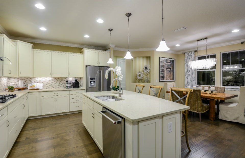 Kitchen-in-Eastfield-at-Village Lakes at Palencia-in-Saint Augustine
