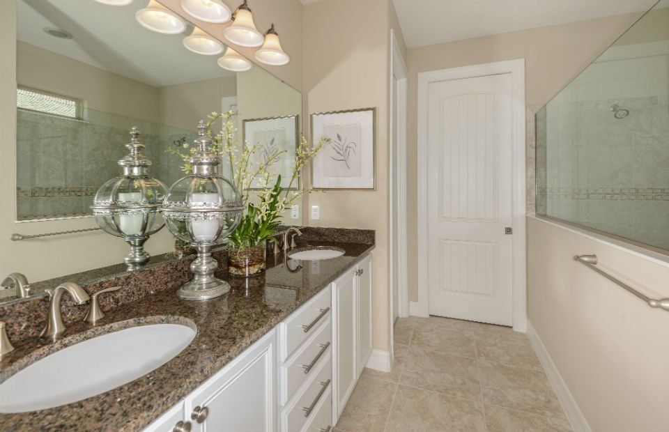 Bathroom featured in the Dockside By Pulte Homes in Orlando, FL