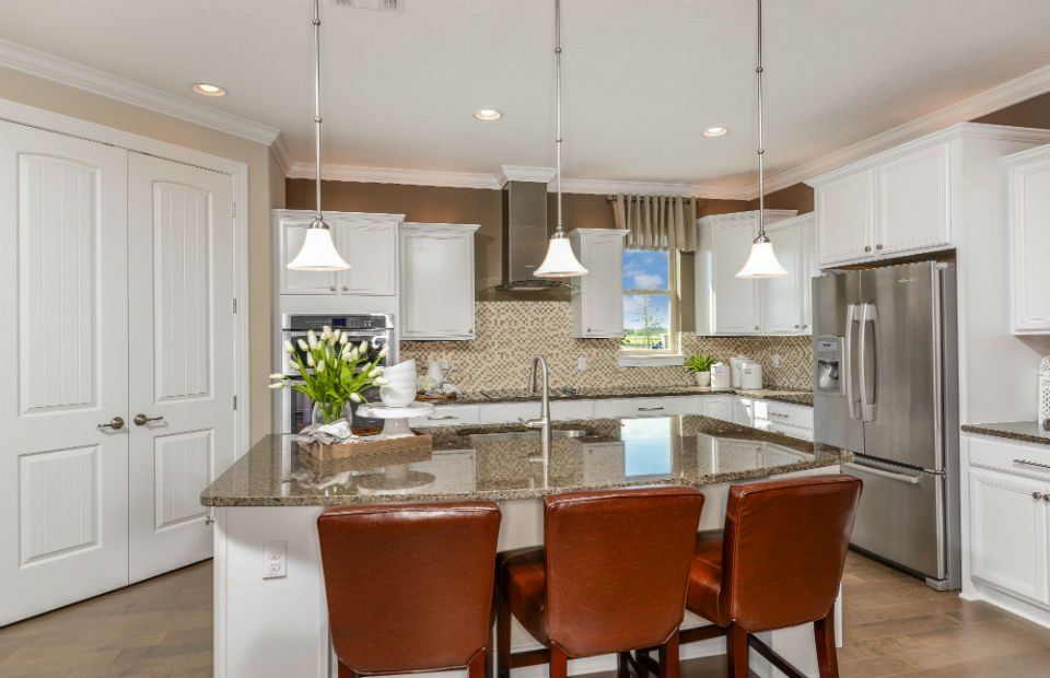 Kitchen featured in the Dockside By Pulte Homes in Orlando, FL