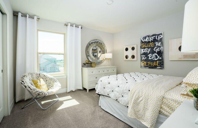 Bedroom-in-Gardenside-at-Estates at Lake Pickett-in-Orlando