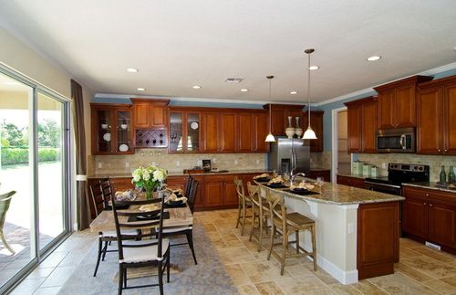 Kitchen-in-Stillwater-at-Lakeshore at Narcoossee-in-Saint Cloud