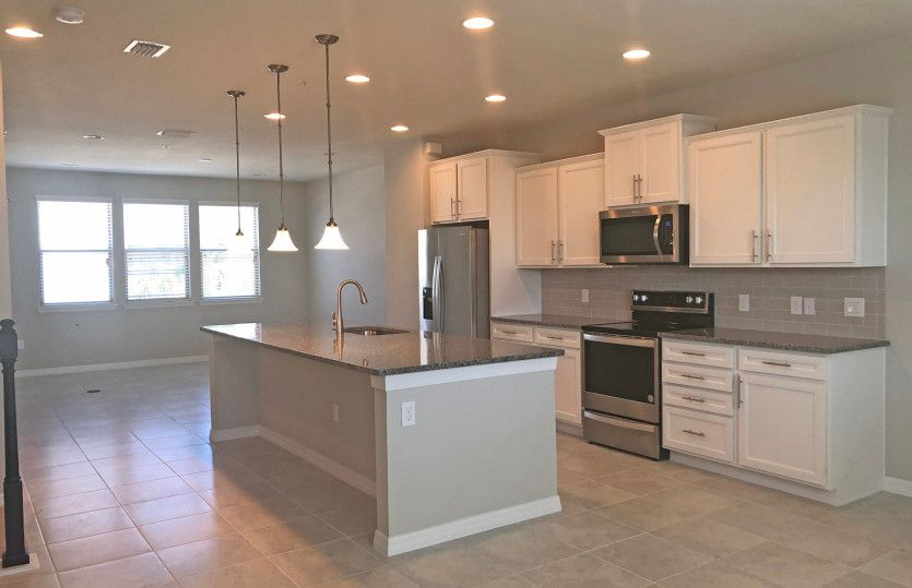 Kitchen-in-Hayward-at-Overlook at Ruby Lake-in-Orlando