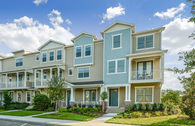 Oviedo Park Terrace in Oviedo, FL, New Homes & Floor Plans ...