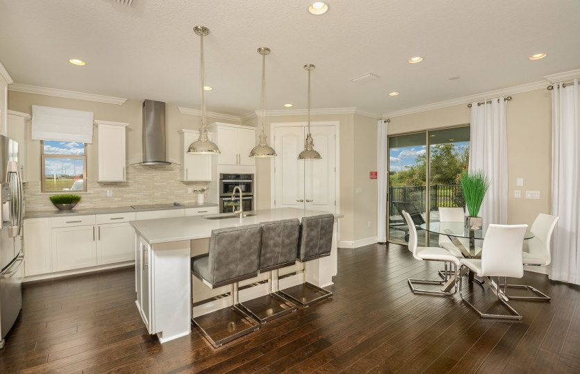 Kitchen-in-Dockside-at-Phillips Grove-in-Orlando