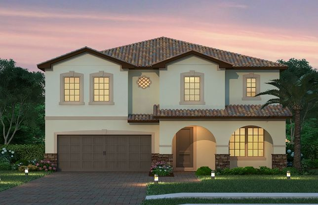 Stillwater:New Home for Sale in Dr. Phillips - Sillwater Exterior 4
