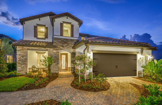Siena:New Home for Sale in Dr. Phillips - Siena shown as the model