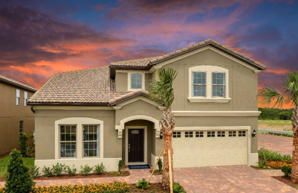 22 Pulte Homes Communities In Orlando Fl Newhomesource