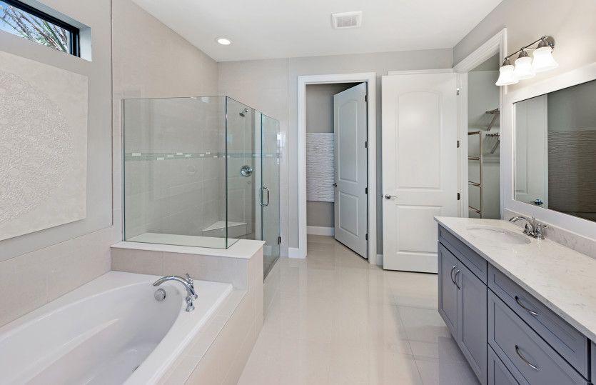 Bathroom featured in the Pinnacle By Pulte Homes in Sarasota-Bradenton, FL