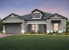 Tangerly Oak - Shoreview at Lakewood Ranch Waterside: Sarasota, Florida - Pulte Homes