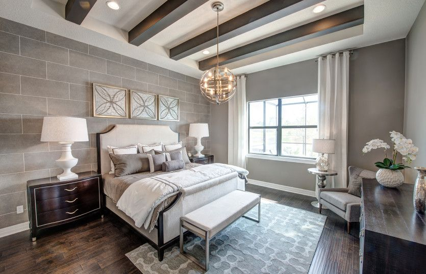 Bedroom featured in the Tangerly Oak By Pulte Homes in Naples, FL