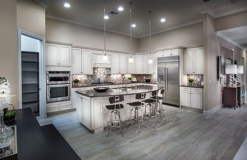 Kitchen-in-Stonewater-at-Shoreview at Lakewood Ranch Waterside-in-Sarasota