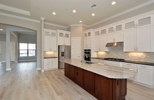 Kitchen-in-Southampton-at-Shoreview at Lakewood Ranch Waterside-in-Sarasota