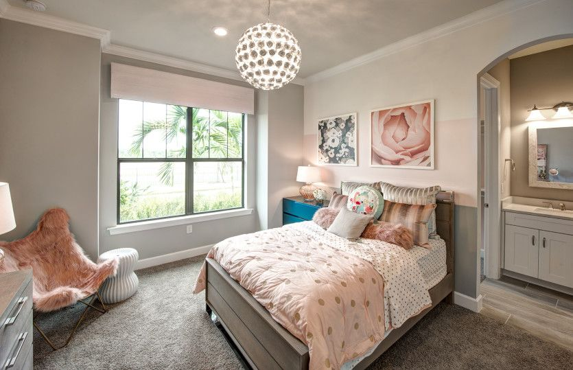 Bedroom featured in the Nobility By Pulte Homes in Fort Myers, FL