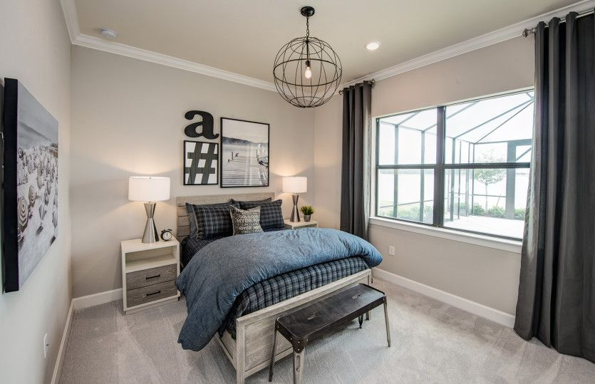Bedroom featured in the Camelot By Pulte Homes in Sarasota-Bradenton, FL