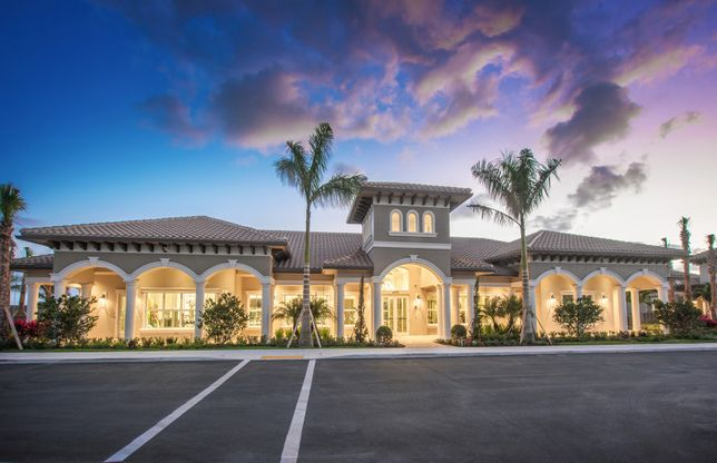 Parkview At Hillcrest In Hollywood, FL, New Homes & Floor