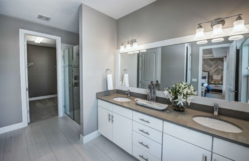 Bathroom featured in the Brookstream By Pulte Homes in Broward County-Ft. Lauderdale, FL