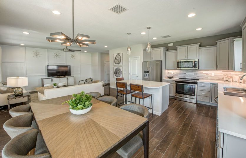Kitchen featured in the Alexander By Pulte Homes in Broward County-Ft. Lauderdale, FL