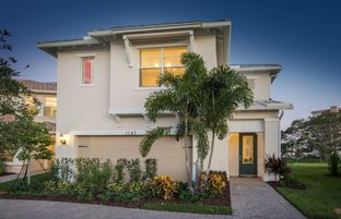Sienna - Parkview at Hillcrest: Hollywood, Florida - Pulte Homes
