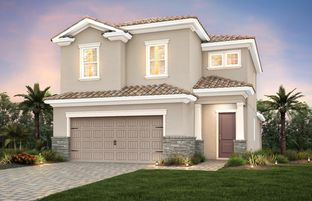Nelson - Parkview at Hillcrest: Hollywood, Florida - Pulte Homes