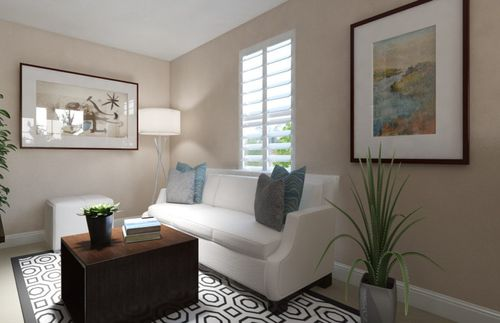 Greatroom-in-Nelson-at-Parkview at Hillcrest-in-Hollywood