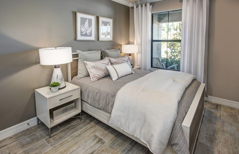 Bedroom featured in the Orleans By Pulte Homes in Broward County-Ft. Lauderdale, FL