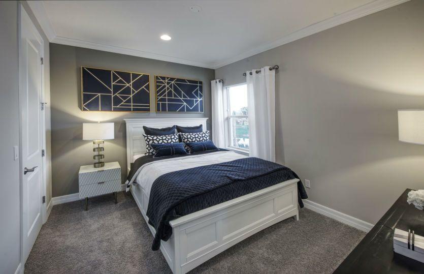 Bedroom featured in the Riverwalk By Pulte Homes in Broward County-Ft. Lauderdale, FL