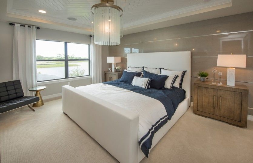 Bedroom featured in the Park Place By Pulte Homes in Broward County-Ft. Lauderdale, FL