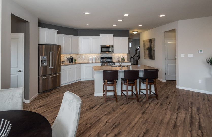 Kitchen-in-Park Place-at-The Enclaves at Woodmont-in-Tamarac