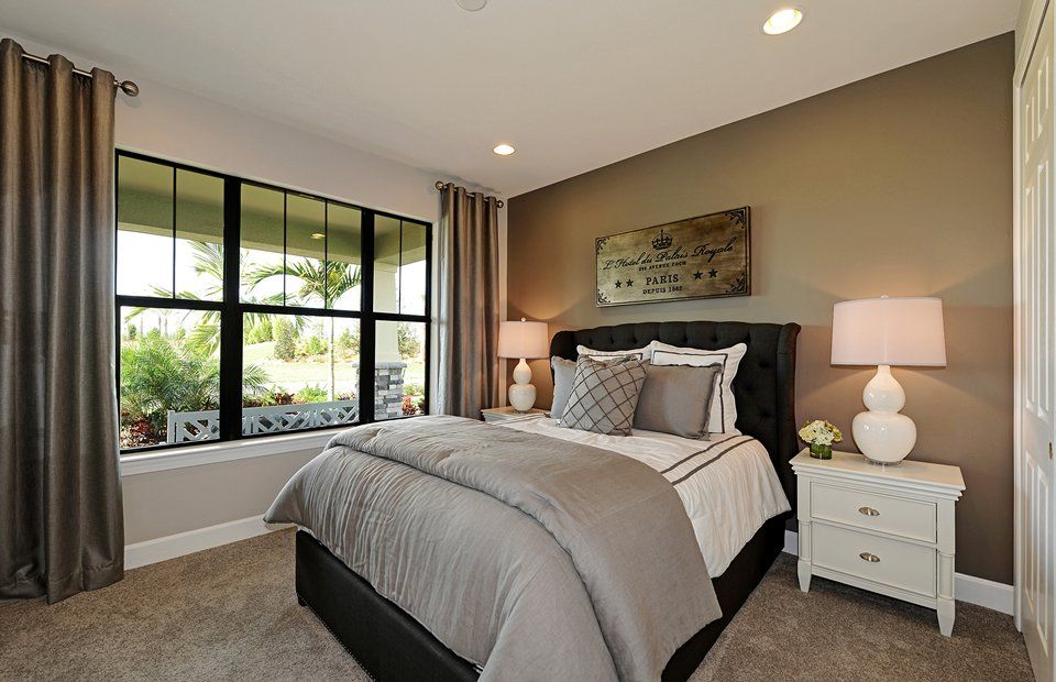 Bedroom featured in the Summerwood By Pulte Homes in Broward County-Ft. Lauderdale, FL