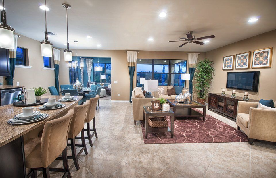 Living Area featured in the Abbeyville By Pulte Homes in Fort Myers, FL