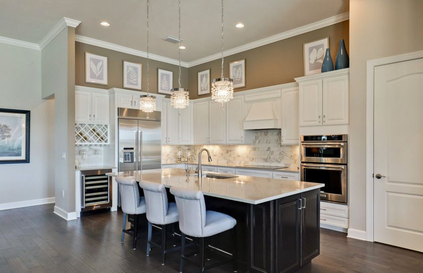 Kitchen featured in the Clubview By Pulte Homes in Fort Myers, FL