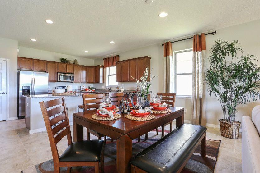 Kitchen-in-Oasis-at-Hampton Lakes at River Hall-in-Alva