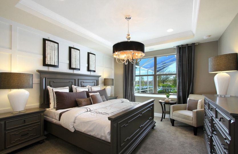 Bedroom featured in the Abbeyville By Pulte Homes in Punta Gorda, FL