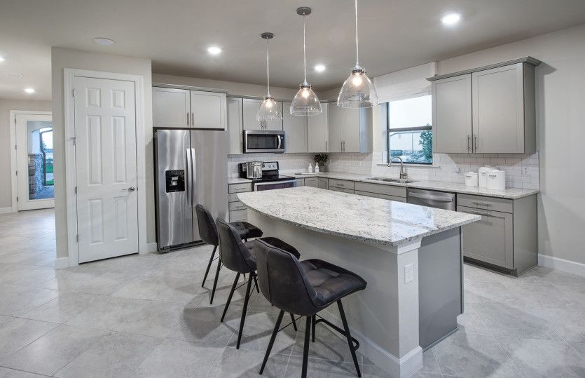 Kitchen featured in the Canopy By Pulte Homes in Punta Gorda, FL