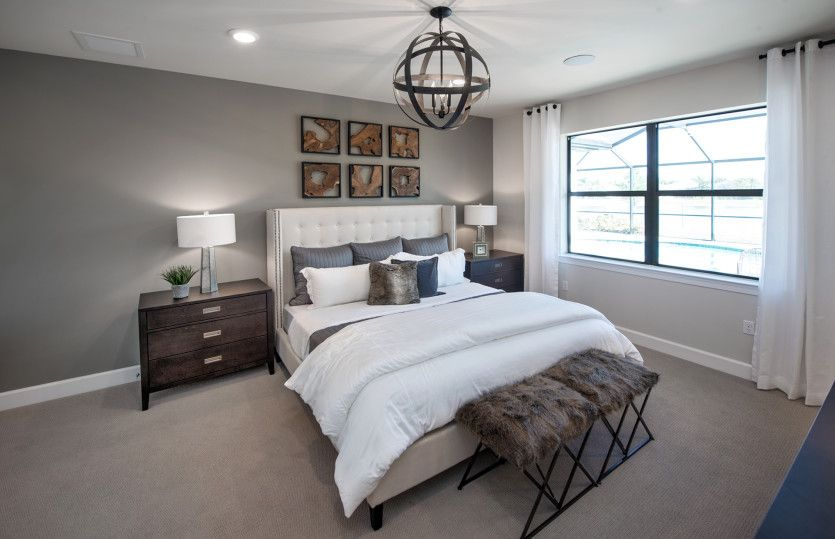 Bedroom featured in the Canopy By Pulte Homes in Punta Gorda, FL