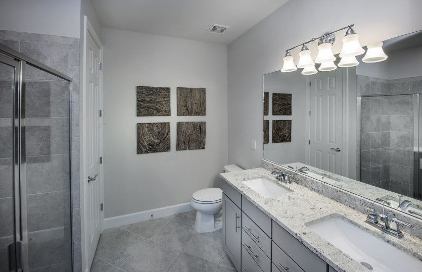Bathroom featured in the Canopy By Pulte Homes in Punta Gorda, FL