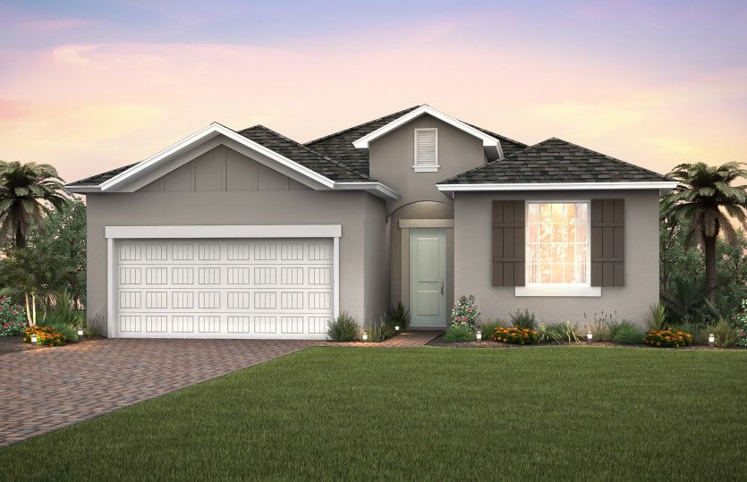 Summerwood Plan, Babcock Ranch, Florida 33982 - Summerwood