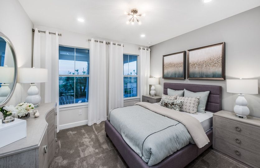 Bedroom featured in the Summerwood By Pulte Homes in Punta Gorda, FL