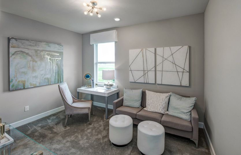 Living Area featured in the Summerwood By Pulte Homes in Punta Gorda, FL