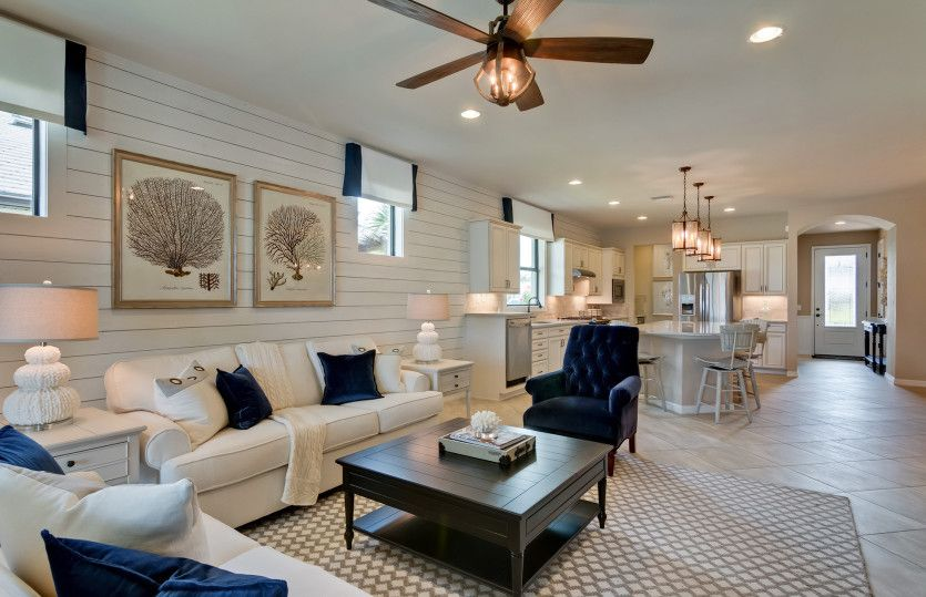 Living Area featured in the Martin Ray By Pulte Homes in Punta Gorda, FL