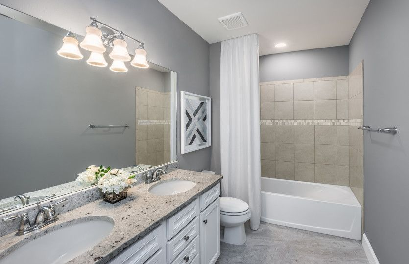 Bathroom featured in the Oasis By Pulte Homes in Fort Myers, FL