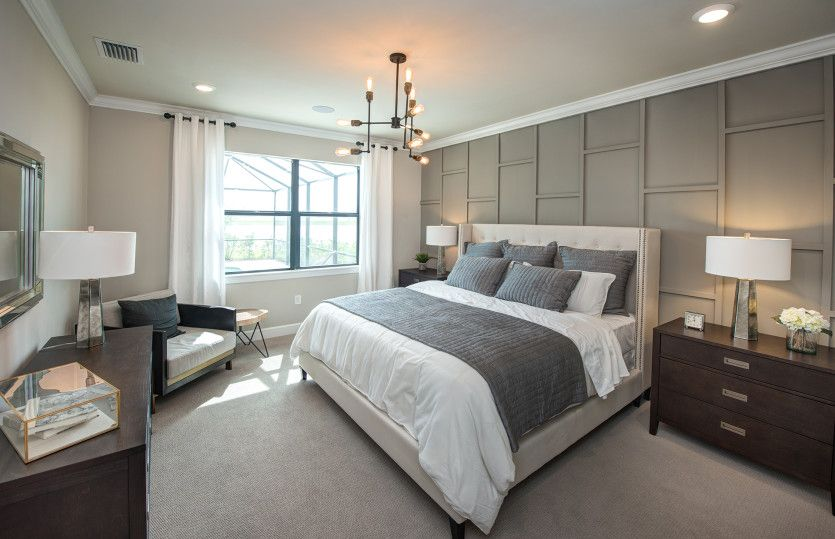 Bedroom featured in the Citrus Grove By Pulte Homes in Punta Gorda, FL