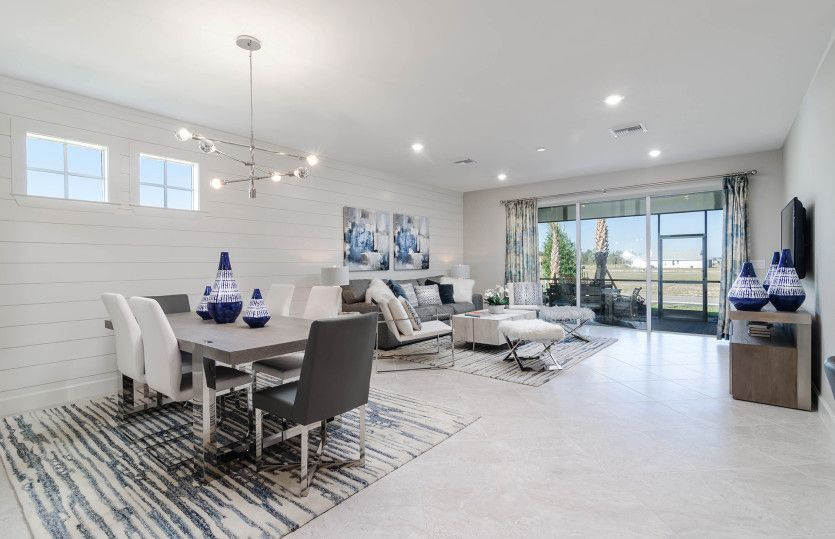 Living Area featured in the Arbordale By Pulte Homes in Punta Gorda, FL